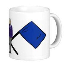 hochwertige Premium Keramik Tasse mit Kampfrichterin Auf Wunsch auch mit Vereinslogo bedruckbar. - Spülmaschinen geeignet - Durchmesser ca. 8 cm - Höhe ca. 9,5 cm