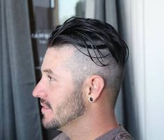 Image result for mens undercut haircut
