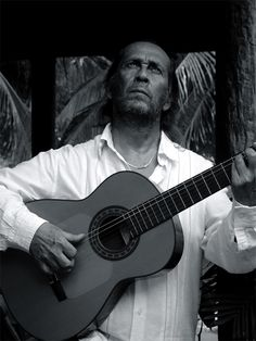 Paco de Lucia - Because he is the inspiration for this board! RIP died today Feb. 26, 2014, only 66.