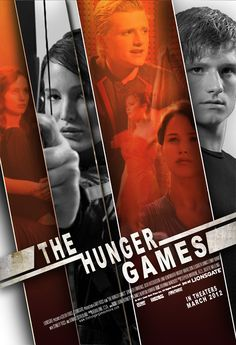 The Hunger Games fan made poster