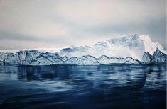 I ghiacci artici e le onde equatoriali delle splendide opere di  Zaria Forman  sono parte di un unico progetto: una riflessione artistica sul cambiamento climatico. L'innalzamento del livello degli oceani partendo dalla sua origine (lo scioglimento dei ghiacci in Groenlandia) fino ai primi luoghi in