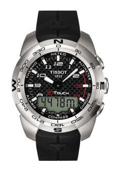 Tissot watches & Titanium.