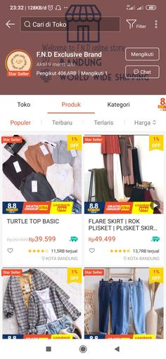 Best Online Clothing Stores, Online Shopping Sites, Online Shopping Clothes, Workwear Fashion, Hijab Fashion, Fashion Outfits, Online Shop Baju, Casual Hijab Outfit, Diy Clothes