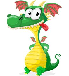 Spiky as Dragon Cute-mighty - a character illustrated with dragon wings, ears and horns. Cute Dragons, Cartoon Characters, Fictional Characters, Action Poses, Horns, Wings, Appetizers, Creatures, Magic