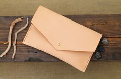 Leather Clutch Leather Women Clutch Leather Bag by 22THEPORTALL