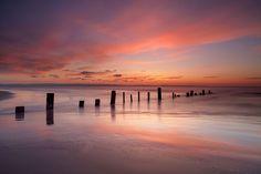 Más tamaños | Sunset over the Somerset Coast | Flickr: ¡Intercambio de fotos!