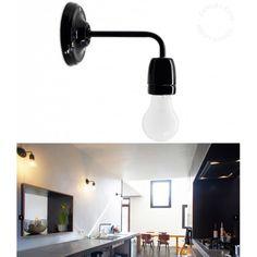 Lighting - Luminaires - porcelain and bakelite lighting, wall lights, lampshades Wall Lights, Porcelain, Lamp, Porcelain Lamp, Lights, Wall Lamp, Concrete Lamp, Bathroom Ceiling Light, Vintage Lamps