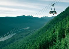 Grouse Mountain - Vancouver BC - Been there numerous times and always a fantastic view!