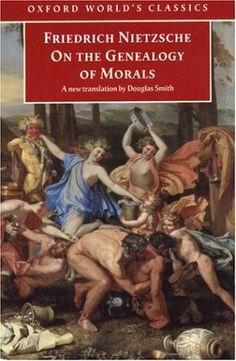 On the Genealogy of Morals- Friedrich Nietzsche