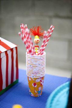Festa com tema circo da novíssima Festejo | Baby & Kids | It Mãe