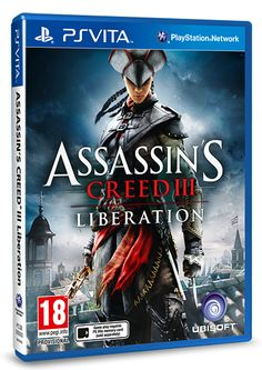 Assassin`s Creed III : Liberation by Alexander Dimitrov, via Behance For The Best Price On Games multicitygames Assassin's Creed III