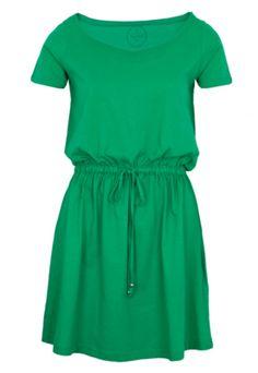 Vestido Pop Touch Gloss Verde