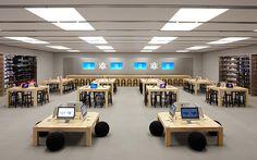 Apple Store Upper West Side Apple Service, Upper West Side, Minimalist, Interior, Table, Retail, Furniture, Store, Design