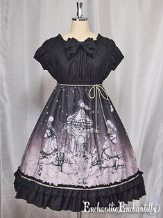 Chantilly - Phantom Night Babydoll OP /// ¥26,250 /// Bust:  75~100 cm Waist:  75~100 cm Length:  90 cm