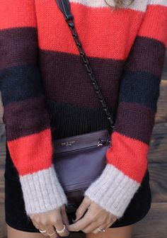 Bordeaux is the perfect color for winter.