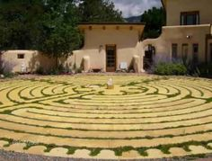 1000 Images About Labyrinth Garden On Pinterest