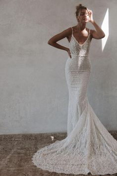 Dream Wedding Dresses, Bridal Dresses, Bridesmaid Dresses, Wedding Dress Sheath, Wedding Goals, Wedding Day, Dream Dress, Perfect Wedding, Marie