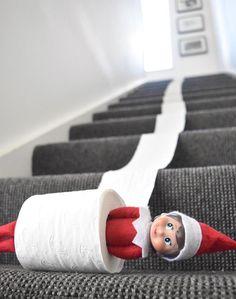 10 hysterical new Elf on the Shelf ideas Elf on t. , 10 hysterical new Elf on the Shelf ideas Elf on t. , 10 hysterical new Elf on the Shelf ideas Elf on t. , 10 hysterical new Elf on the Shelf ideas Elf on t. Elf Ideas Easy, Awesome Elf On The Shelf Ideas, Elf On The Shelf Ideas For Toddlers, Der Elf, Elf Auf Dem Regal, Elf Magic, Elf On The Self, Naughty Elf, Buddy The Elf