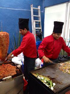 www.Doncanijo.com  tacos de pastor para eventos masivos