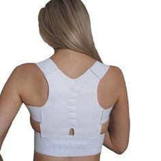 Bulder Magnetic Body Back Pain BulderMagnetic Posture Supportelt Brace Sho Corrector Curve Hump Corset Health Care - GKandAa Shoulder Support Brace, Shoulder Brace, Best Back Brace, Cheap Braces, Shoulder Posture, Posture Corrector For Women, Corset, Posture Support, Posture Correction