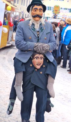 Fasching is Bavarian for Mardi Gras and LOADS of fun.  The Teutonic version of Mardi Gras.
