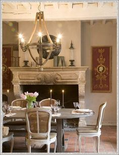 Shabby Chic Dining Room On Pinterest Cozy Dining Rooms Dining Rooms