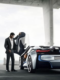 BMW | Concept Cars | Futuristic | Contemporary Design