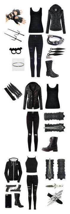assassins by savana1472 on Polyvore featuring art and modern