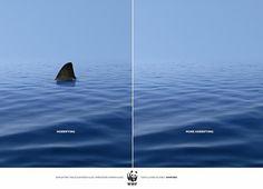 33 affiches publicitaires créatives et originales sur http://www.marevueweb.com