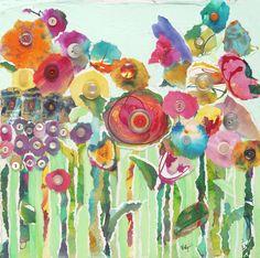 Garden Flower Art Ideas Design 11428 Inspiration Designs