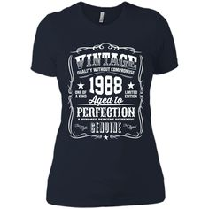 3221b8be2 21 Best Born in 88 images | T shirts, Tee shirts, Tees