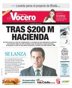 ISSUU - Edición 19 de Agosto 2015 by El Vocero de Puerto Rico