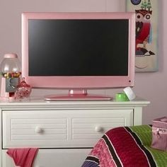 Pink TV!!! What???