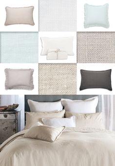 pour les amateurs de gris collection de courtepointe housse de couette piqu e et accessoires. Black Bedroom Furniture Sets. Home Design Ideas