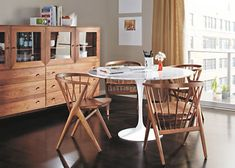 Despite its delicate, minimal design, Hudson's solid wood craftsmanship ensures that this storage collection is as durable as it is beautiful. Each Hudson cabinet is hand-signed and dated by the West Virginia artisan who built it.