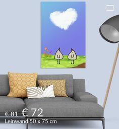 Neu in meiner Galerie bei OhMyPrints: eine Love Wolke-PiepVogel