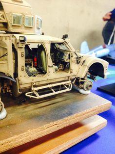 Military Model.