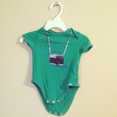 Found while shopping at TotSpot iPhone app : Children's Place Onesie. Download TotSpot from the app store. Shop and sell kids fashion easily.