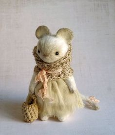 main picture of Mouse Maggie 9cm (3,54inch).