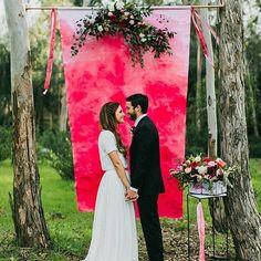 12 Painéis para Photobooth para seu casamento - Salve a Noiva