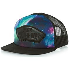 Vans Shoes Off The Wall Women s Beach Girl Trucker Snapback Hat Cap - Black… 296571d017