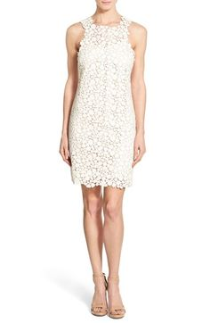michael michael kors floral lace shift dress available at nordstrom - Tara Jarmon Mariage