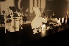 Installation and Art Direction inside Nespresso event in Culinary Festival San Sebastian 2015 Client: Nespresso Spain
