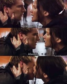Mockingjay Part 2 | Katniss & Peeta | Everlark | The Hunger Games