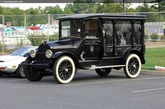 Sayers Scovill Hearse
