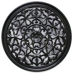 astoria grand handcrafted medallion wall décor & reviews | wayfair