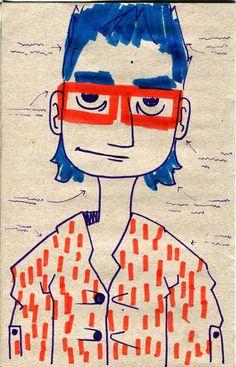 Chuck by Carlos Hernandez