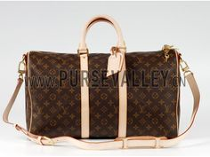 Louis Vuitton Monogram Keepall 45 Fake Lv Bags