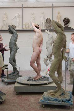 Florence Academy of Art, School of fine arts Italy