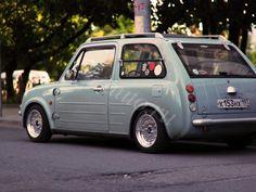 Nissan Pao, 420 000 руб.